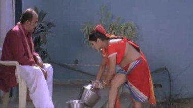 Rare b-grade masala movie scene from Doodhwali