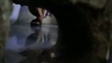 Desi Peeping Tom Capturing Maid