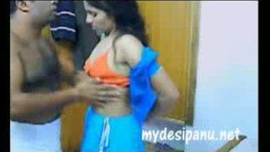 Mrs. Gupta in her new scandal clip mms
