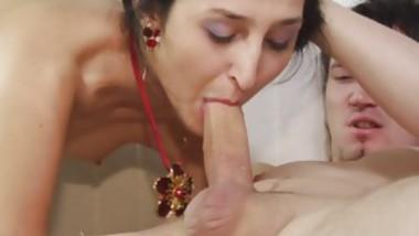 women fingering ass and suck cock
