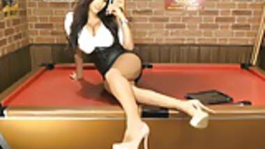 Sexy Zohra On Babestation