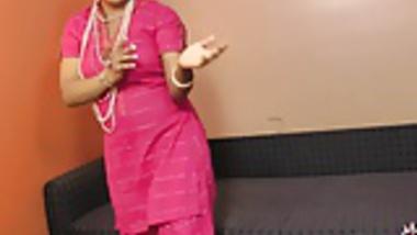 Indian hot babe Rupali sucking her dildo like giving blowjob