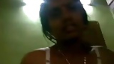 Mallu wife talking to lover after sex
