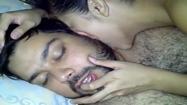 Free Indian HD desi porn of young Mumbai lovers