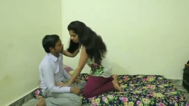 Indian home sex videos teen girl with tutor