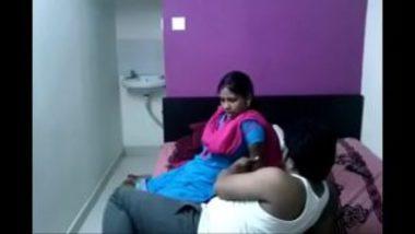 Sexy Kannada Call Girl's First Job