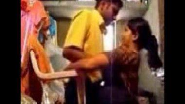 Sexy Telugu Teacher Banged At Home