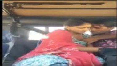Sexy Marwadi Wife's Romance With Local Taxi Driver