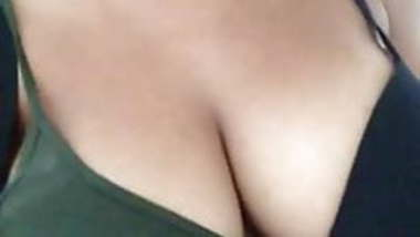 Busty British Indian Tease