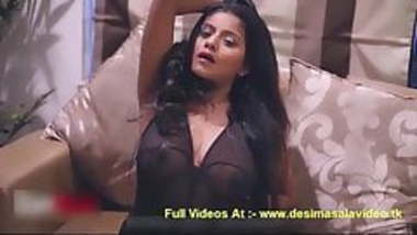 Indian desi hot girlfriend nipple show in transparent bikini