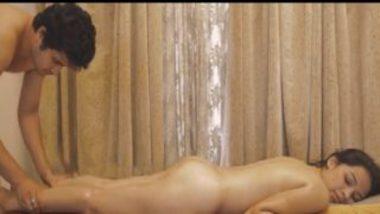 Shimla girl enjoying hot desi sex massage