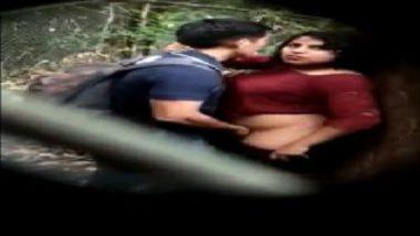 Teen girl fuck by boyfriend in mumbai outskirts