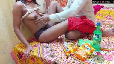 Randi Indian Girl Hardcore Fucked in Village Hotel room