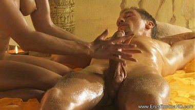 Feel the Touch of My Penis Massage