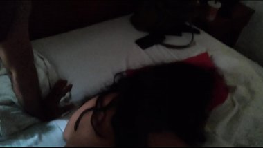 Desi girl getting fucked in OYO by hotel manager