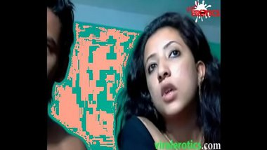 Cute Muslim Indian Girl Fucked By Husband On Webcam