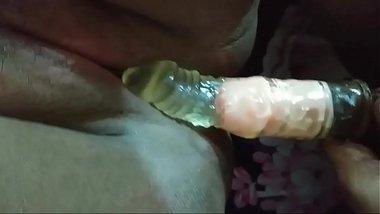 Desi Bbw wife homemade sex Indian bhabhi sex toy