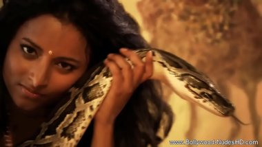 Slithering Seduction From India