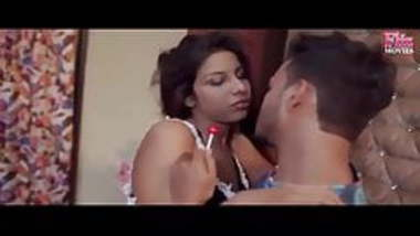 Promotion Web serial sex scenes collection