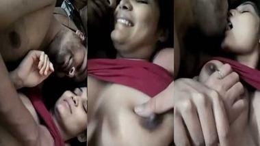 Hindustani couple sex MMS video