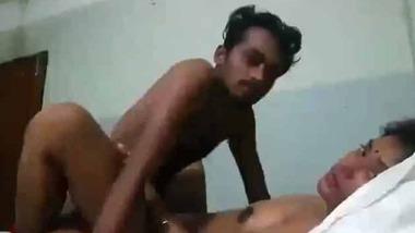 Bangladeshi couple porn selfie video