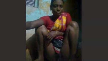 Village bhabhi making video