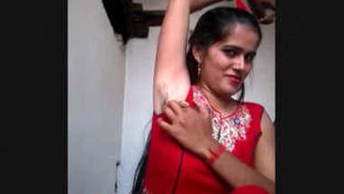 Bhabhi making video for lover