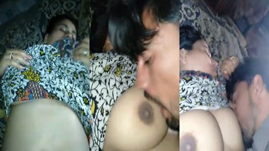 Sexy booby girl sex with her neighbor