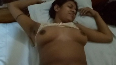 Young bhabhi from Shivpuri getting fucked video