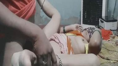 Blindfolded Bihari bhabhi Dehati XXX sex