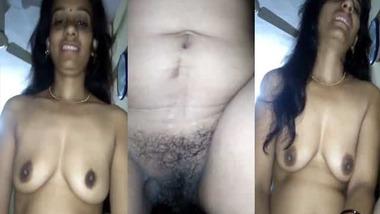 Desi Hindi XXX dick riding MMS video