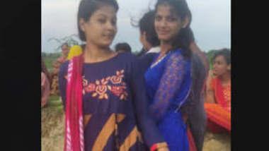 Cute Desi Girl One More Video
