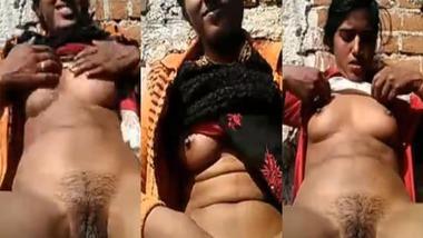 Village girl selfie Dehati sexy video