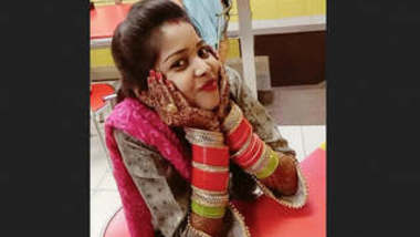 Newly Wed Bhabi Update 3 New Clips Part 1