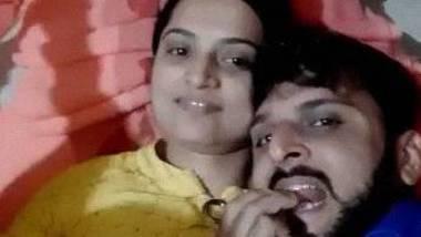 Newly married Punjabi couple home made porn