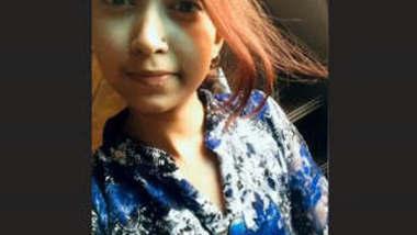 Bangladeshi Girl on Video Call clip