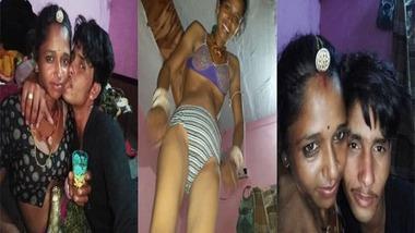 Dehati Devar Bhabhi sex MMS video