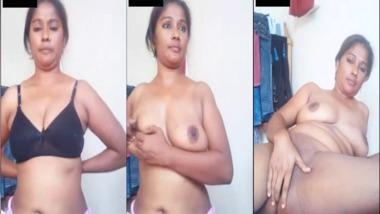Desi striptease show nude MMS video