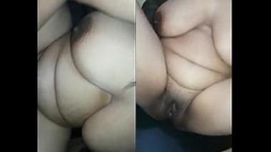 Big boob tattoed desi wife fucked by hubby