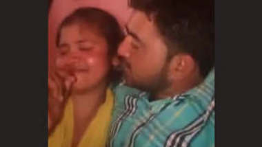 Hot Indian Lover Kissing and Fucking New MMS