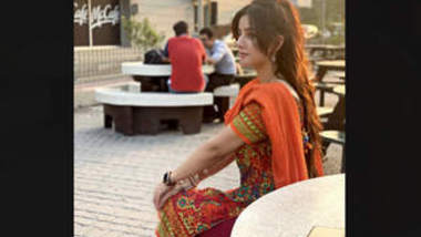 Pakistani Beautiful actress Rabi Pirzada Leaked Video Part 6