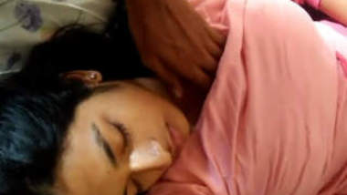 Best way to Enjoy a desi girl when she sleeping
