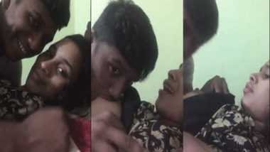 Bangladeshi lovers home sex video leaked online