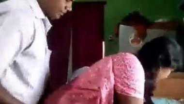 Mature Desi Couple Doggy Sex