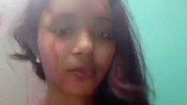 Holi nude video – Desi undress after festival