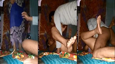 Horny guy enjoys a desi slut at home for the first time