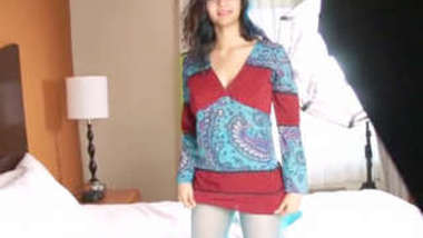 Creampie Indian Babe Shanaya XXX Hardcore Fucking In Bedroom Latest Video