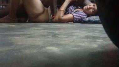 South Indian aunty gets fucked on floor