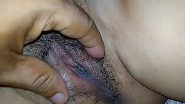 The hairy pussy aunty
