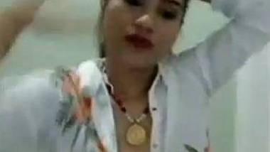 Cute girl sexy boob webcam